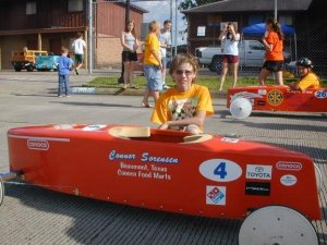 Connor Soapbox Derby
