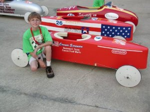 Connor Soapbox Derby2