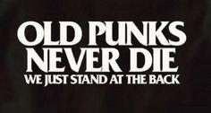 Old Punks